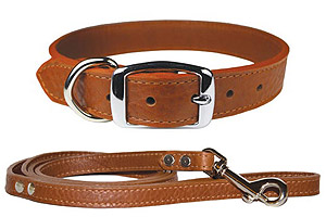 Products - Luxe Leather Collars & Leashes